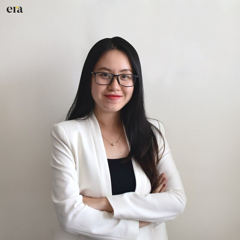 Officially, Hương Uyên has become the content team leader of ERA Content Marketing