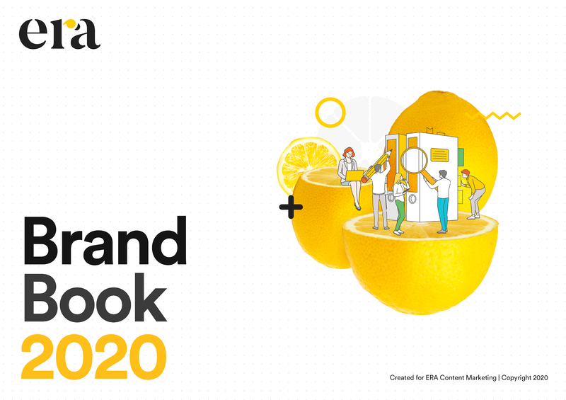The Brand Book 2020 of ERA Content Marketing